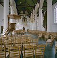 Interieur, overzicht middenschip naar het orgel - Noordwijk-Binnen - 20337668 - RCE.jpg