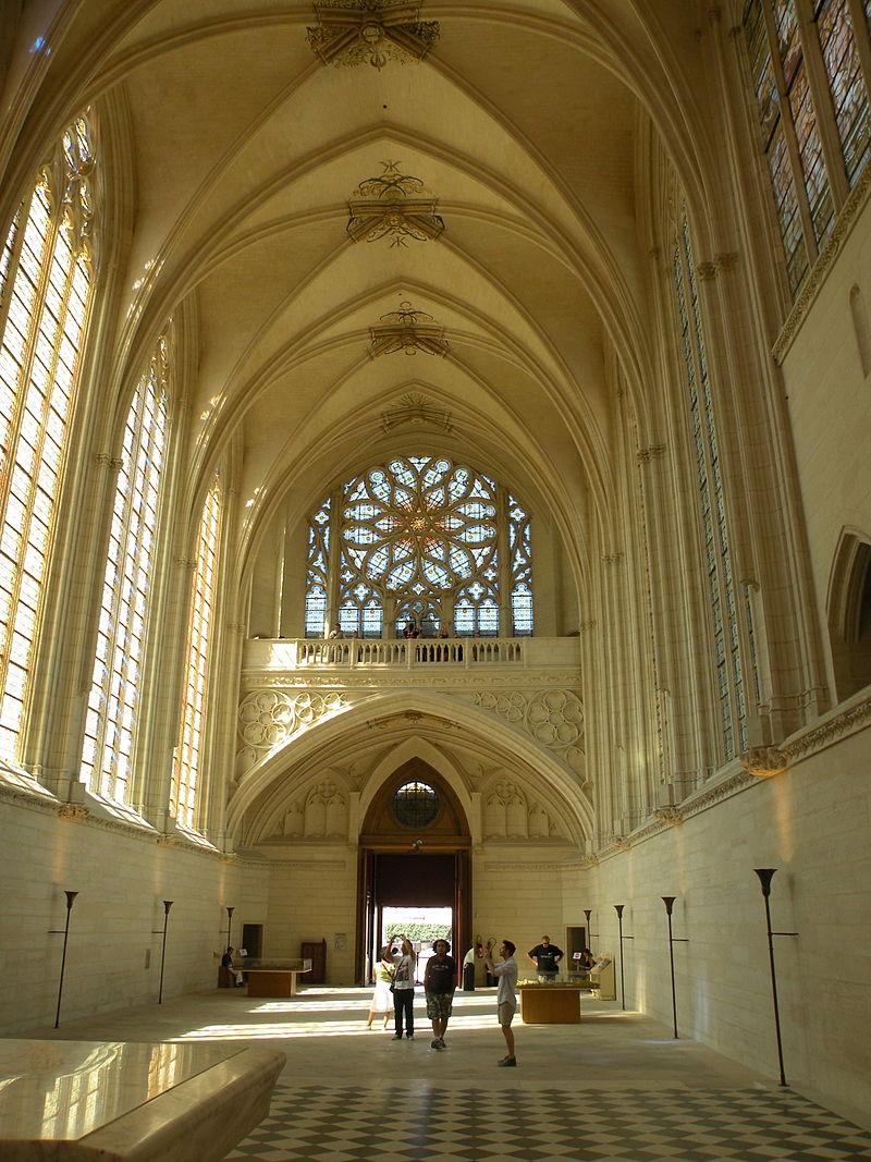 Interieur de la Chapelle du Château de Vincennes 15.JPG