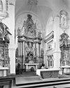 interieur koor met hoogaltaar - haarlem - 20098406 - rce