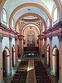 Interior Sant Joan Baptista (el Catllar) 05.jpg