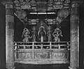 Interior of Konjikido, Chusonji (62).jpg