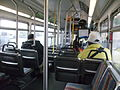 Interior of Metro Local Bus- NABI 40 LFW- Bus Number- 7352.JPG
