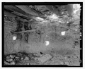 Interior room three, looking southeast - Compressor Station Pueblito, Superior Mesa, Dulce, Rio Arriba County, NM HABS NM-185-8.tif