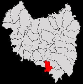 Întorsura Buzăului Town in Covasna, Romania