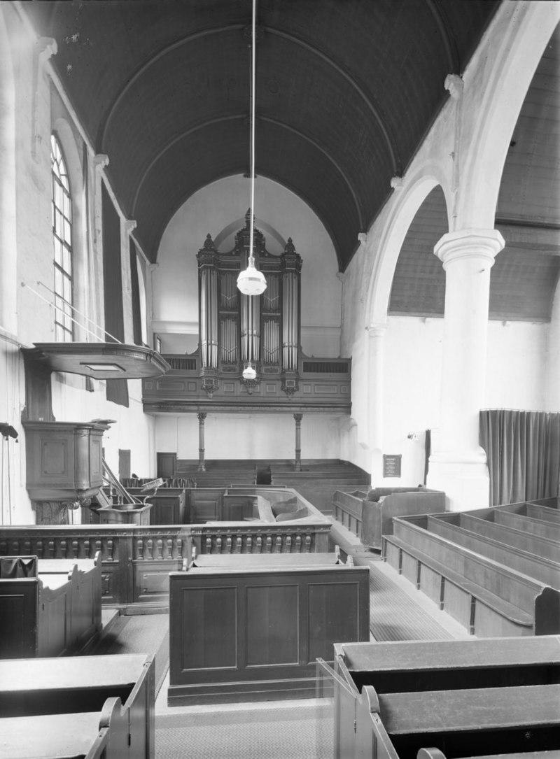 bezoek nieuwe kerk delft