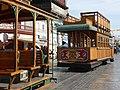 Iquique, Chile, tranvías turísticos, Paseo Baquedano.jpg