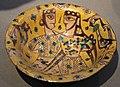 Iran orientale o asia centrale, bacile con figure umane, X-XI sec. ca..JPG