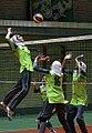 Iran women's national volleyball team camp - 7 September 2011 12.jpg