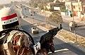 Iraqi soldier in Ameriyah 2005-07-21.jpg
