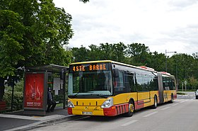 Image illustrative de l'article Bus à haut niveau de service de Mulhouse