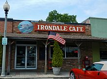 Irondale Cafe; Irondale, Alabama.JPG
