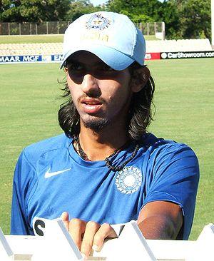 Ishant Sharma - Ishant Sharma in 2008