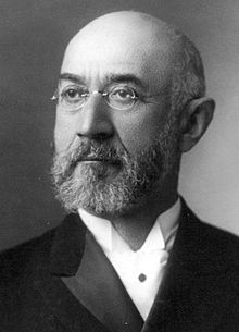 Isidor (Isador) Straus[note 1] en 1903.
