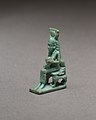 Isis nursing Horus on throne supported by striding lions MET LC-26 7 867 EGDP023543.jpg