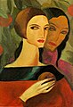 Ismael Nery - Duas amigas, 1925.jpg