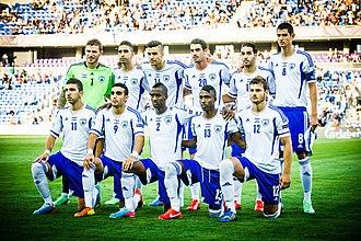 Israel national under-21 football team - Israel national under-21 football team at the 2013 UEFA European Under-21 Football Championship
