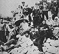 Israelischer Photograph um 1898 - Russische Pilger in Jerusalem (1) (Zeno Fotografie).jpg