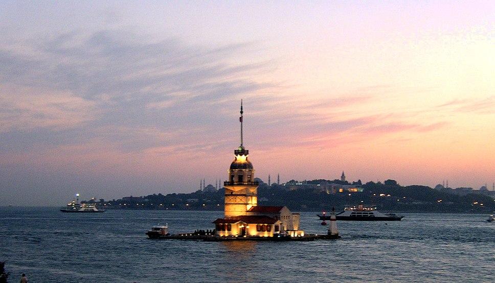 Istanbul da Üsküdar