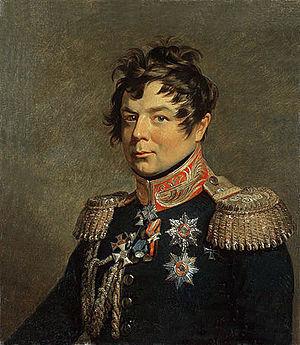 Hans Karl von Diebitsch - Portrait by George Dawe from the Military Gallery