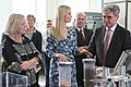 Ivanka Trump with Siemens CEO Joe Kaeser Siemens Technik Akademie (34265217735).jpg