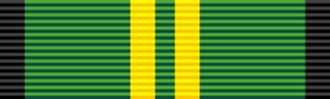 Orders, decorations, and medals of Jamaica - Image: JAM Badge of Honour