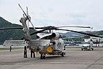 JMSDF SH-60K(8406, 8410) at Maizuru Air Station May 18, 2019 02.jpg