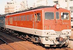 DF501準鉄道記念物に指定 10/14