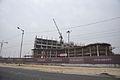 JW Marriott Hotel Under Construction - Eastern Metropolitan Bypass - Kolkata 2013-02-16 4203.JPG