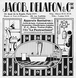 Jacob Delafon Wikipédia
