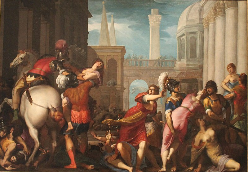 File:Jacopo Ligozzi Rape of the Sabine Women.JPG