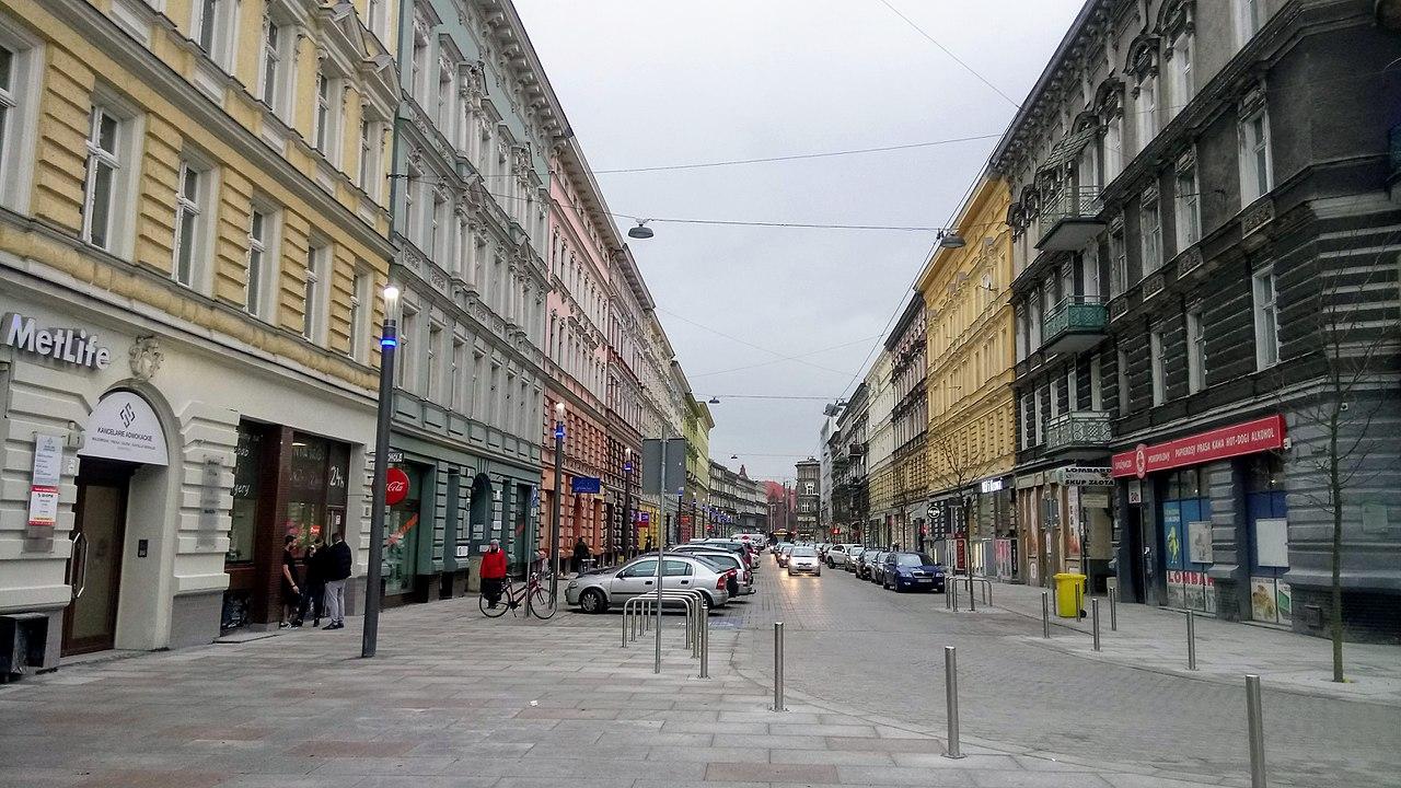 Plik jagiello ska street after renovation in szczecin for Renovation wiki