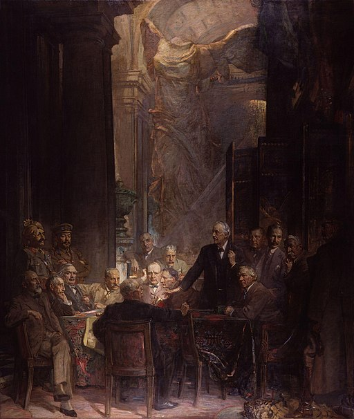 """Statesmen of World War I"" by James Guthrie"