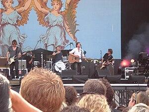 Isle of Wight Festival 2007 - James Morrison.