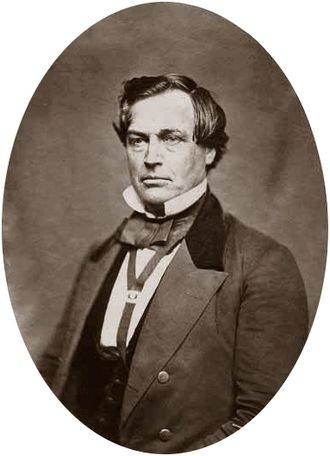 James W. Denver - Image: James W Denver by Whitehurst Studio c 1856