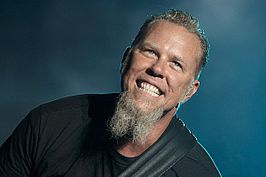 James Hetfield, 2007.
