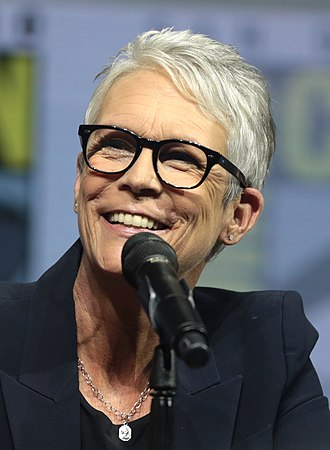 Jamie Lee Curtis - Curtis at the 2018 San Diego Comic-Con