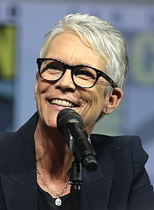 Interesting jamie lee curtis All above