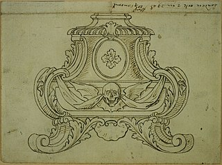 Design for the base of a candlestick