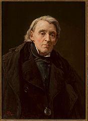 Portret Karola Podlewskiego