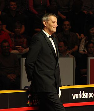 2011 German Masters - Image: Jan Verhaas