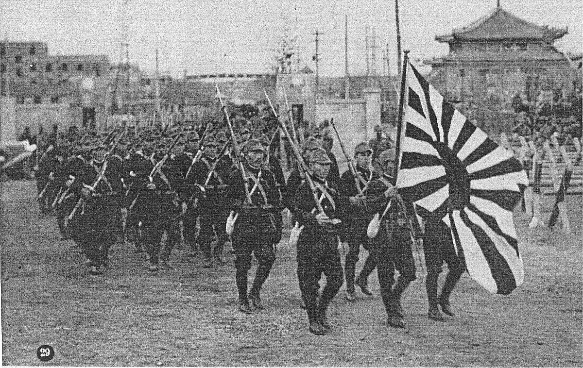 history of the rise of japanese militarism Empire and the land of the rising sun: japanese empire, militarism and, colonialism january 18, 2015 colton whitener the.