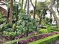 Jardin del Foro Cultural Coyoacanense, Hugo Argüelles.jpg