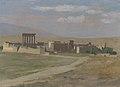 Jean-Léon Gérôme - View of Baalbek.jpg