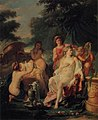 Jean Baptiste Regnault - The Toilet of Venus, 1789.jpg