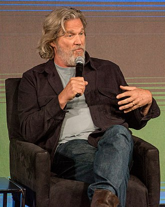 Jeff Bridges - Bridges at the event for The Giver in 2014