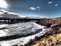 Jefferson River near Hells Canyon January 2015 02.JPG