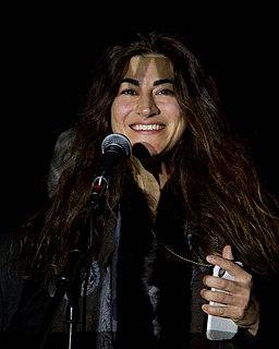 Jehane Noujaim Egyptian-American photographer, journalist and documentary filmmaker