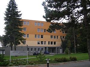 Jehovah's Witnesses House Bratislava