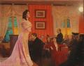 Jens Birkholm - Sommervarieté - 1907.png