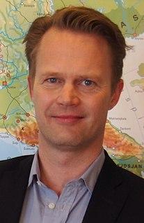 Jeppe Kofod Danish politician